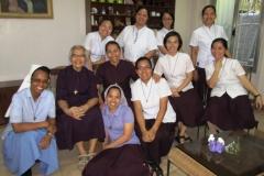 Các nữ tu RA tại Á châu (Việt, Philippines, Nhật...)
