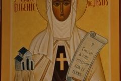 Icon Thánh nữ Marie Eugénie
